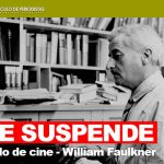 Suspendido Ciclo de Cine sobre William Faulkner